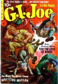 Cover Thumbnail for G.I. Joe (Ziff-Davis, 1951 series) #11