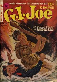 Cover Thumbnail for G.I. Joe (Ziff-Davis, 1951 series) #14