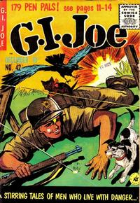 Cover Thumbnail for G.I. Joe (Ziff-Davis, 1951 series) #42