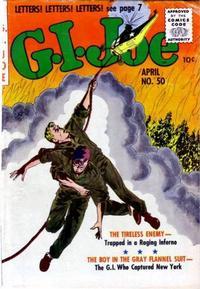 Cover Thumbnail for G.I. Joe (Ziff-Davis, 1951 series) #50
