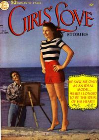 Cover Thumbnail for Girls' Love Stories (DC, 1949 series) #7
