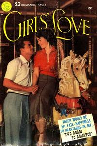 Cover Thumbnail for Girls' Love Stories (DC, 1949 series) #9