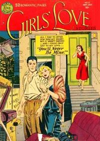 Cover Thumbnail for Girls' Love Stories (DC, 1949 series) #13