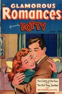 Cover Thumbnail for Glamorous Romances (Ace Magazines, 1949 series) #41