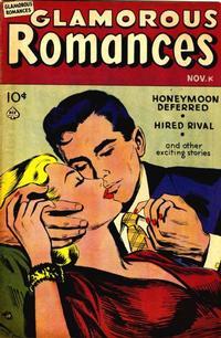 Cover Thumbnail for Glamorous Romances (Ace Magazines, 1949 series) #43