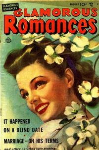 Cover Thumbnail for Glamorous Romances (Ace Magazines, 1949 series) #47