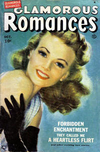 Cover Thumbnail for Glamorous Romances (Ace Magazines, 1949 series) #48