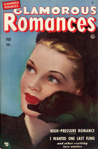 Cover Thumbnail for Glamorous Romances (Ace Magazines, 1949 series) #50