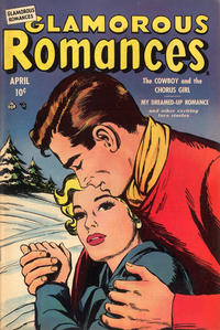 Cover Thumbnail for Glamorous Romances (Ace Magazines, 1949 series) #51