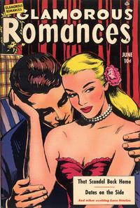Cover Thumbnail for Glamorous Romances (Ace Magazines, 1949 series) #52