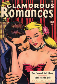 Cover Thumbnail for Glamorous Romances (Ace Magazines, 1949 series) #52