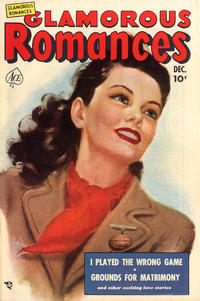 Cover Thumbnail for Glamorous Romances (Ace Magazines, 1949 series) #56