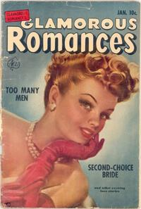 Cover Thumbnail for Glamorous Romances (Ace Magazines, 1949 series) #57