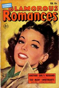 Cover Thumbnail for Glamorous Romances (Ace Magazines, 1949 series) #58