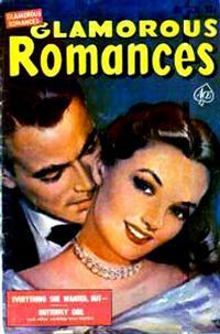 Cover Thumbnail for Glamorous Romances (Ace Magazines, 1949 series) #59