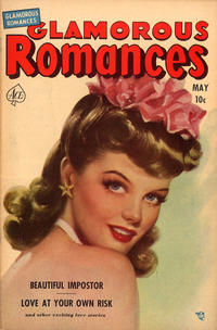 Cover Thumbnail for Glamorous Romances (Ace Magazines, 1949 series) #61