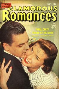Cover Thumbnail for Glamorous Romances (Ace Magazines, 1949 series) #64
