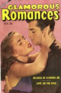 Cover Thumbnail for Glamorous Romances (Ace Magazines, 1949 series) #71