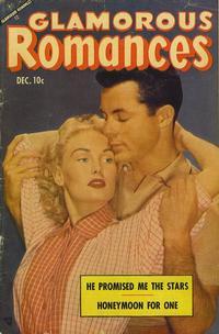 Cover Thumbnail for Glamorous Romances (Ace Magazines, 1949 series) #72