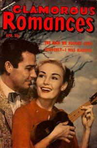 Cover Thumbnail for Glamorous Romances (Ace Magazines, 1949 series) #74