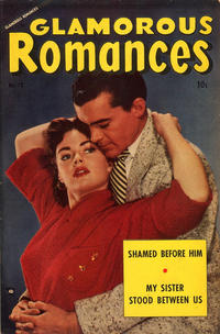 Cover Thumbnail for Glamorous Romances (Ace Magazines, 1949 series) #75