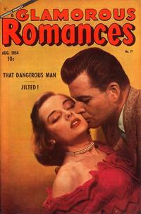 Cover Thumbnail for Glamorous Romances (Ace Magazines, 1949 series) #77