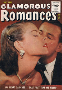 Cover Thumbnail for Glamorous Romances (Ace Magazines, 1949 series) #83