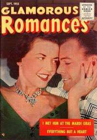 Cover Thumbnail for Glamorous Romances (Ace Magazines, 1949 series) #84