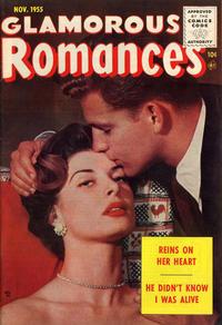 Cover Thumbnail for Glamorous Romances (Ace Magazines, 1949 series) #85