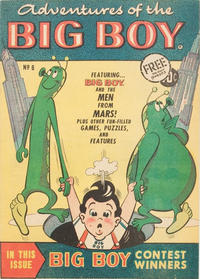 Cover Thumbnail for Adventures of the Big Boy (Marvel, 1956 series) #6 [West]