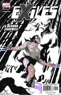 Cover Thumbnail for Exiles (Marvel, 2001 series) #33 [Direct Edition]