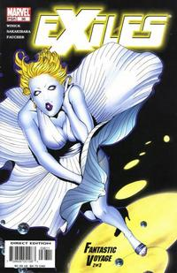 Cover Thumbnail for Exiles (Marvel, 2001 series) #36 [Direct Edition]