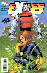 Cover Thumbnail for Exiles (Marvel, 2001 series) #39 [Direct Edition]