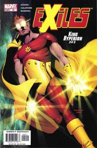 Cover Thumbnail for Exiles (Marvel, 2001 series) #40 [Direct Edition]