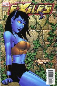 Cover Thumbnail for Exiles (Marvel, 2001 series) #42 [Direct Edition]