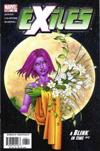 Cover Thumbnail for Exiles (Marvel, 2001 series) #43 [Direct Edition]