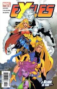 Cover Thumbnail for Exiles (Marvel, 2001 series) #44 [Direct Edition]