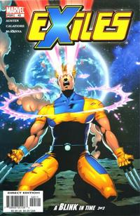 Cover Thumbnail for Exiles (Marvel, 2001 series) #45 [Direct Edition]