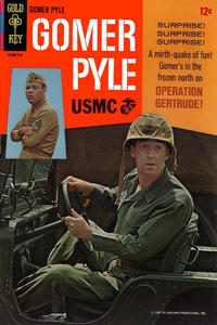 Cover Thumbnail for Gomer Pyle (Western, 1966 series) #3