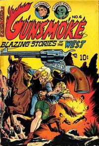 Cover Thumbnail for Gunsmoke (Youthful, 1949 series) #6
