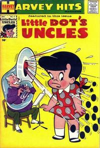 Cover Thumbnail for Harvey Hits (Harvey, 1957 series) #4