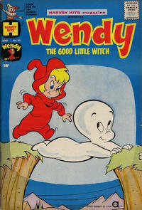 Cover Thumbnail for Harvey Hits (Harvey, 1957 series) #33