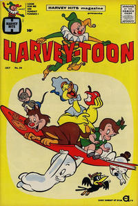 Cover Thumbnail for Harvey Hits (Harvey, 1957 series) #34