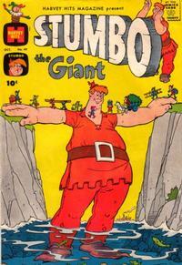 Cover Thumbnail for Harvey Hits (Harvey, 1957 series) #49