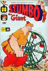 Cover Thumbnail for Harvey Hits (Harvey, 1957 series) #54