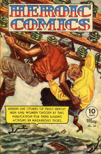 Cover Thumbnail for Heroic Comics (Eastern Color, 1943 series) #36