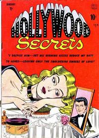 Cover Thumbnail for Hollywood Secrets (Quality Comics, 1949 series) #2