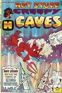 Cover Thumbnail for Hot Stuff Creepy Caves (Harvey, 1974 series) #3