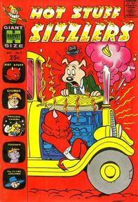 Cover Thumbnail for Hot Stuff Sizzlers (Harvey, 1960 series) #8