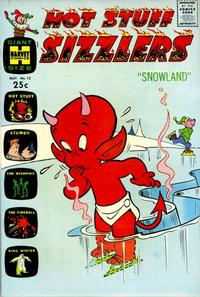 Cover Thumbnail for Hot Stuff Sizzlers (Harvey, 1960 series) #12